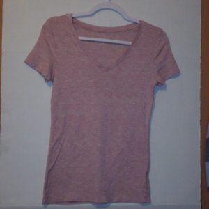 Merona T Shirt Pink Size Small